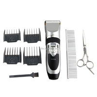 Electric Pet Clippers Dogs Grooming Kit