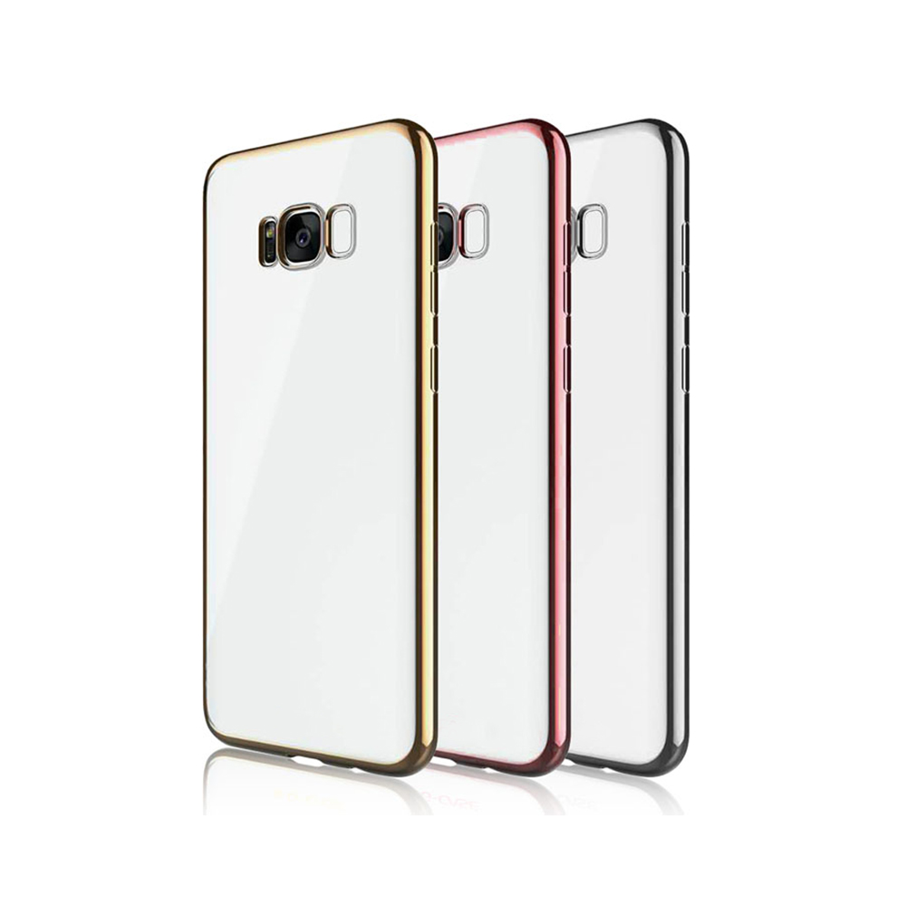 Newest High Quality Protective TPU Back Cover Case for Samsung Galaxy S8 case