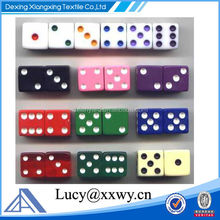 New product cheaper custom laser engraved dice game dice