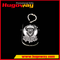 Casting Crafts Wholesale alibaba newest Souvenir Gifts custom shape dog tag