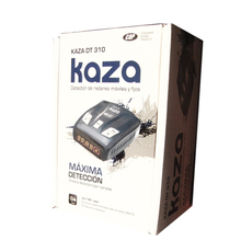 Kaza DT 310 Radar detector with warning unit + Invisibility Kit Free