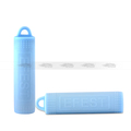 Single 18650 battery case silicone battery holder 18650