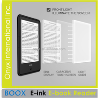 Popular e ink reader best e-book reading android tablet