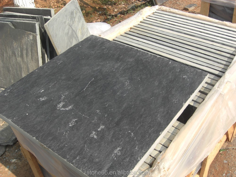 Outside wall covering nature slate stone with high quality for Cheap roof covering