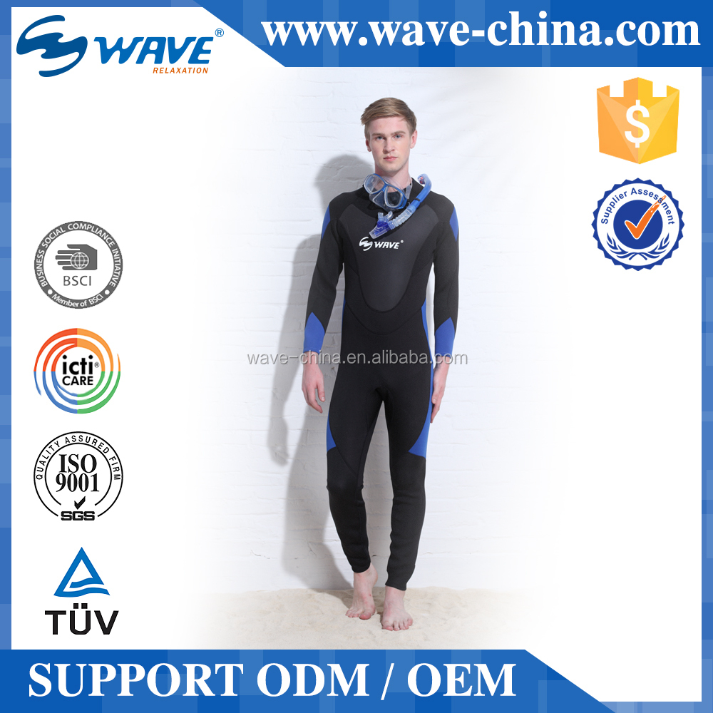 Neoprene Fabric Diving Suit Men Surfing Wetsuit, Wetsuit Surfing