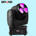 Pr city color light 3x15w 4in1rgbw zoom moving head stage effect lighting