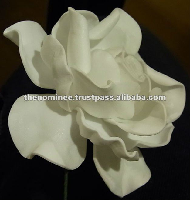 Artificial Gardenia Foam Flower Craft