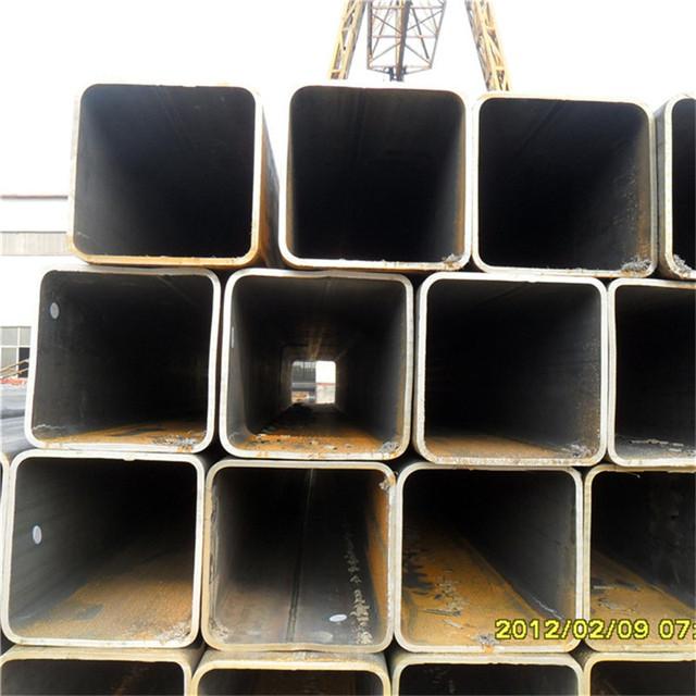China manufacturer square steel pipe grade Q195 Q235