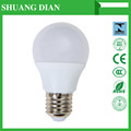 CE ROHS high quality china factory price led bulb 5w e27
