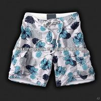 Waterproof custom made men board shorts for bodywear and promotiom,good quality fast delivery