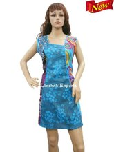Latest collection of designer kurtis available at low prices in India. Huge selection of women's tunics, ladies kurtis,