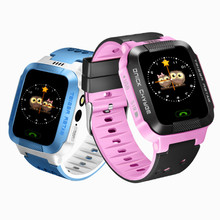 Fashion touch screen <strong>watch</strong> Y21 gps track big button sos emergency phone kids <strong>smart</strong> <strong>watch</strong>