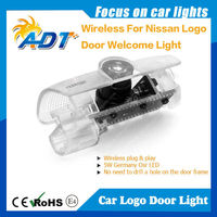 Car specific LED PROJECTION 3D LOGO GHOST SHADOW CAR DOOR WELCOME LIGHT FOR NI-SSAN TEANA PATROL
