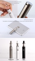 kamry 35W kamry X6 plus mini e cig test tube mod lite 35W smoking mod kit with built-in battery and glass tank