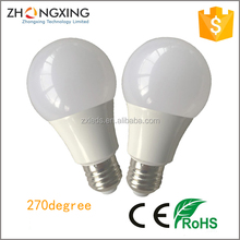 220V 4000K Globe Lights E26 E27 Medium Screw Base Lamps 100W Equivalent A19 Led Light Bulb