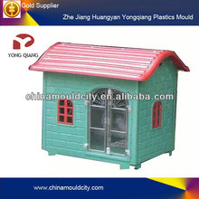 dog house dog cage pet house plastic injection mould