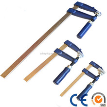 Drop Forged F Clamp Slide Locking Bar Clamp for wood working