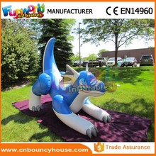 Inflatable cartoon character advertising inflatable sea dragon