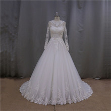 Butterfly ball gown wedding dress with heavy pearls beading