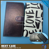 Book style leather case cover for huawei g play mini, wallet phone case for g play mini