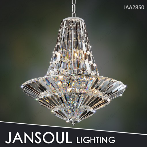 modern crystal light ballroom chandelier