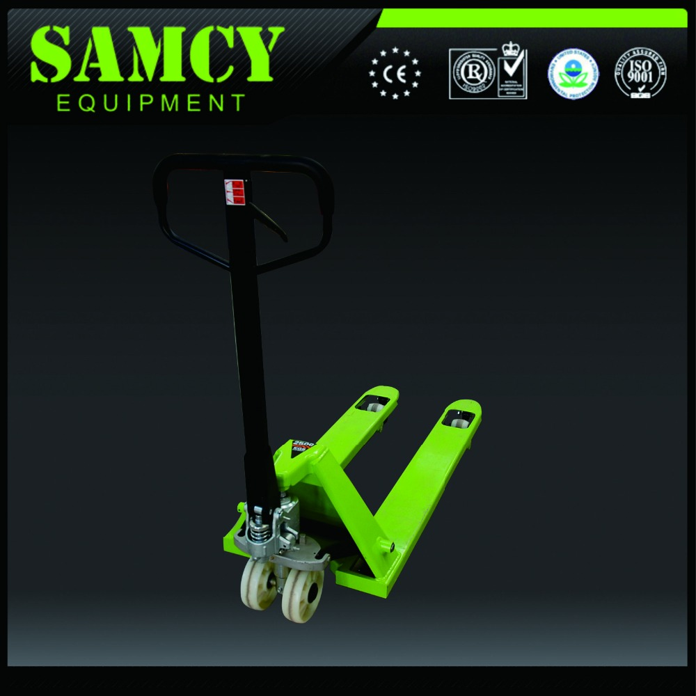 SAMCY Dock 8t High Quality Telescopic Warehouse Truck Dock Leveler