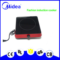 High quality one burner induction cooker solar powered hot plate