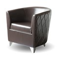 Comfortable Hair Salon Double Waiting Chair Sitting Sofa Tub Chairs High Quality