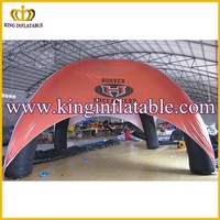 Guangzhou Factory Cheap Inflatable Canopy Tent, Inflatable Sport Spider Tent
