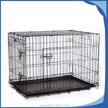 Large Square Metal Pet Cage Iron Dog House Dog Cage JPCG070