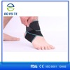 Unisex Custom Athletic Compression Foot Sleeve Ankle Brace/Plantar ankle sock