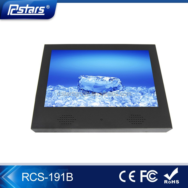 19 inch LCD Standalone Digital Video Player with USB/SD card