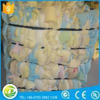 China supplier 20-30%kg/m3 wholesale scrap foam