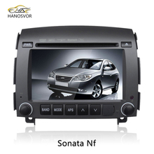 Hot sell! for Hyundai sonata car dvd vcd cd mp3 mp4 player with bluetooth speaker