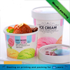 Cheap Custom Printed Paper Ice Cream Cup and Frozen Yogurt Cup