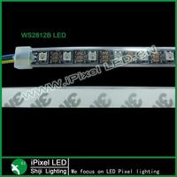 60LED/m flexible pixel led lighting strips ws2812 dc5v - black PCB
