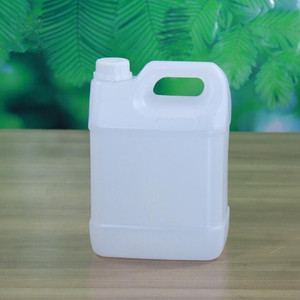 1 litre 1000ml HDPE Plastic Jug Bottle with handle for Chemical or Oil