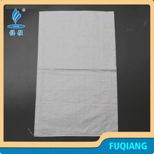 2016OEM Whosale Recycled white 50kg pp woven tube sand bags