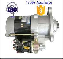 Quality assured Heavy trucks denso starter M105R3038SE(different types and oem supply)
