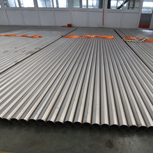 astm standard 304 stainless steel pipe used for water supply pipe