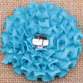 new born baby chiffon flower women hair accessories