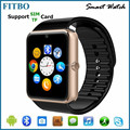 Quadband 1.3MP Camera smart phone watch with sim for Huawei P8
