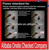 new flame retardant 2013 electrical market agents