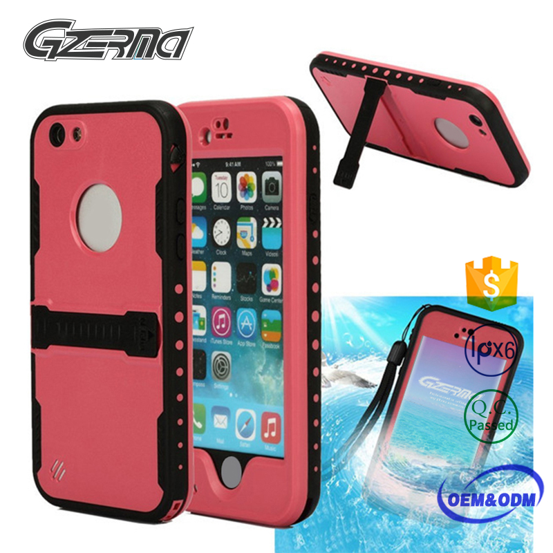 Waterproof Shockproof Dirt Snow Proof Case Cover For Apple for iPhone 5