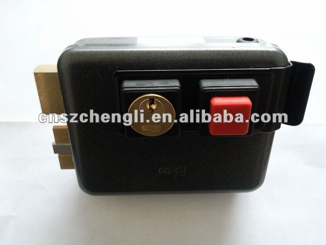 electronic rim lock for middle east market