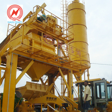 Mini cement Mix Stationary Concrete Batching Plant Price for Sale