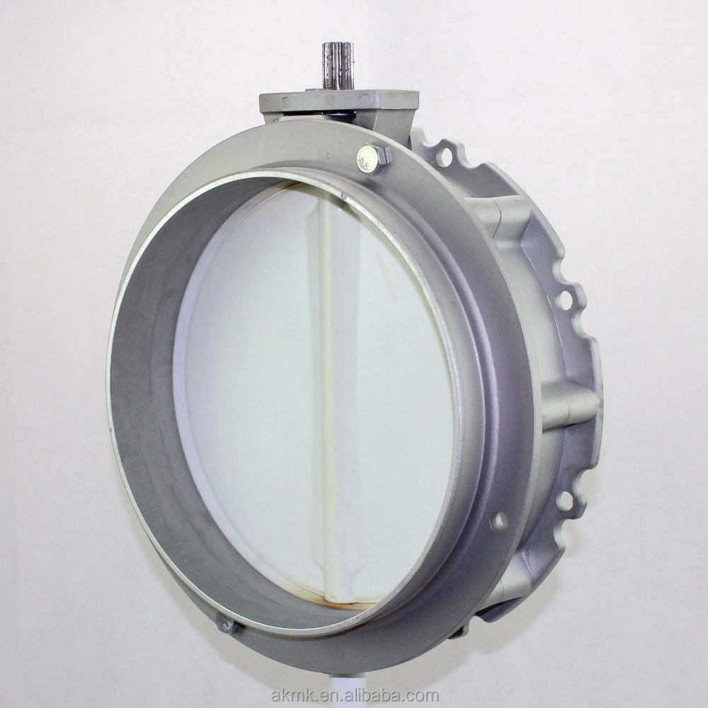 "butterfly valve Single flange VFS350SN dia 14""Inch DN350 Aluminum Body Butterfly Valve For Cement"