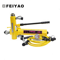 Double acting telescopic hydraulic cylinder price in Alibaba