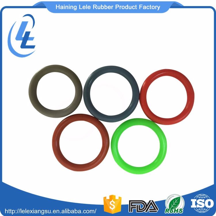 Soft silicone waterproof rubber o-ring