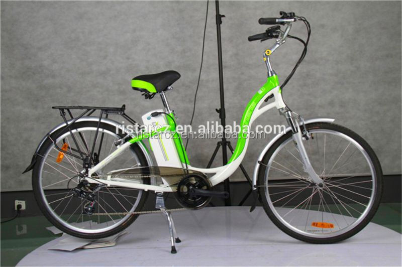 Cruiser 36V Li-ion battery e bike Li-ion e bike Holland
